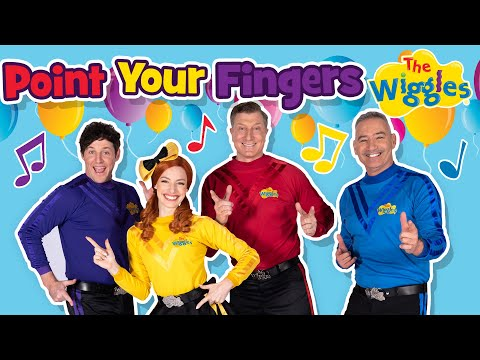 "The Wiggles' ""Can You (Point Your Fingers and Do The Twist?)"" Live in Concert!"