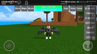 How to have black goku clothes in roblox free (Mobile and pc)