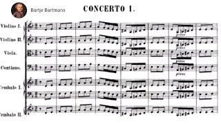 Johann Sebastian Bach - Concerto I for Three Harpsichords BWV 1063