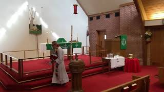 Fifth Sunday After Pentecost 2021-06-27