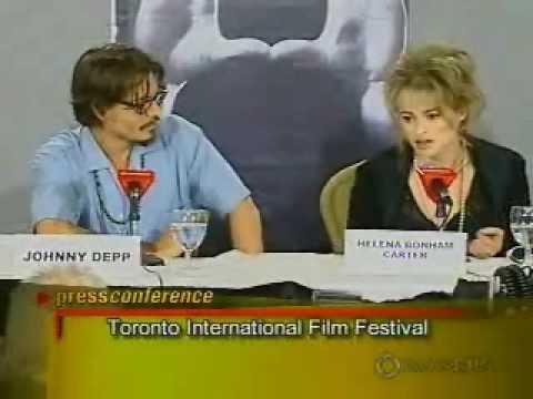 TIFF Corpse Bride Press Conference Part 1
