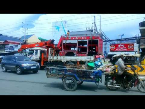 Amazing Phnom Penh Traveling - Cambodia Travel Guide and Tourism - Asia Travel On YouTube # 32
