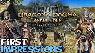 "Dragon's Dogma Online First Impressions ""Is It Worth Playing?"""
