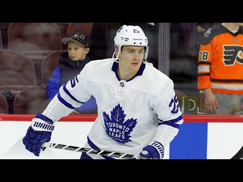 James van Riemsdyk excited to return to Flyers organization