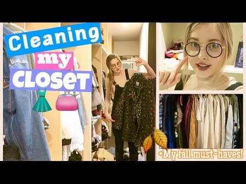 Closet Tour / My Fall Trend Must-Haves 2016
