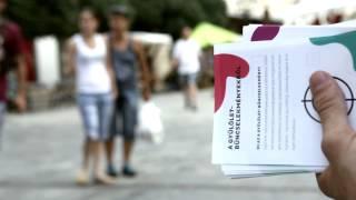 """""""Itt vagyunk!"""" országjáró kampány - első állomás: Győr"""