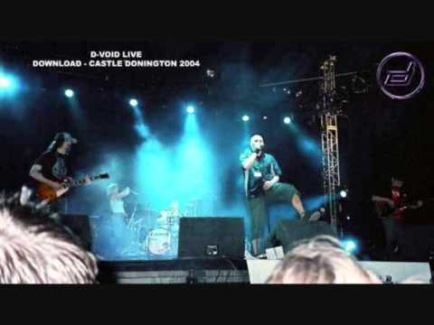 """D-VOID - """"JUST ONE THING"""" FROM """"THE GROOVETUBE"""" E.P 2003 - SCUZZ TV WINNERS - METAL GROOVE ROCK"""