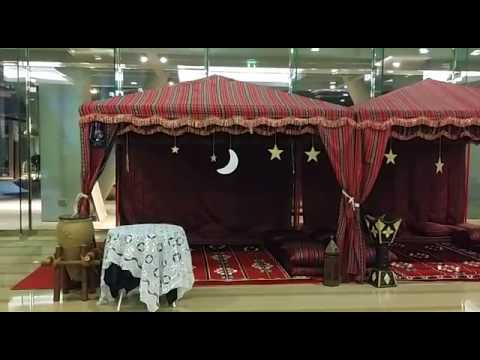 Inside the arab tent part1