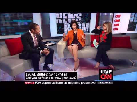 CNN - Kate Bolduan Fredricka Whitfield 10 16 10