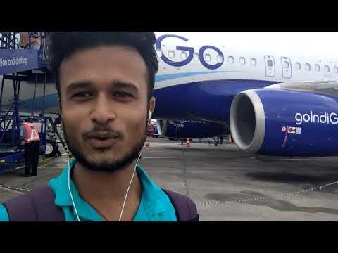 First Flight Delhi To Goa||प्रथम विमान यात्रा||DEL Terminal 1 - GOA Airport ||Vlog 1|| Nityam Pandey