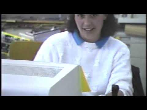 Videowaves Video Yearbook Darien High School 1988  Part 2