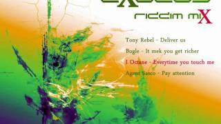 Exodus Riddim Mix [September 2010]