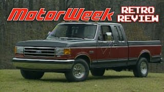 Retro Review: 1991 Ford F-150 SuperCab