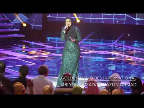 Medley Diari Hati Mu & Kau Kekasih Ku - Dato' Siti Nurhaliza [LIVE GOMES]
