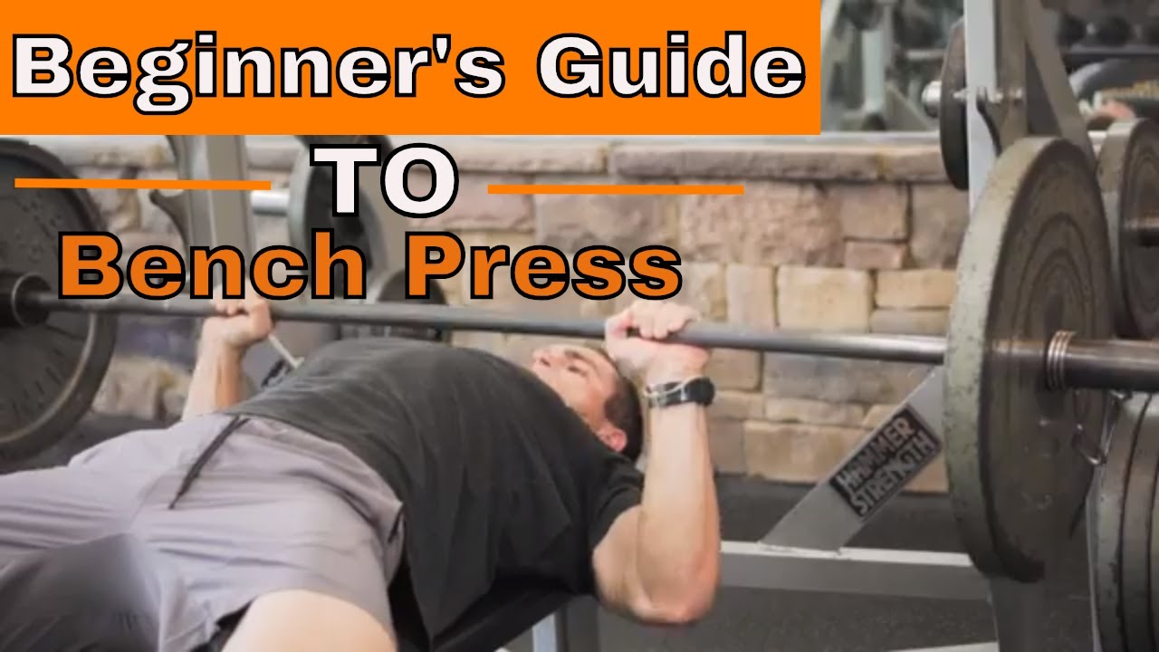 How To Bench Press - Proper Form & Technique - YouTube