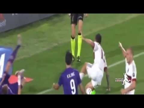 Fiorentina vs AC Milan 2- 0 Goals highlights  serie A 2015-2016