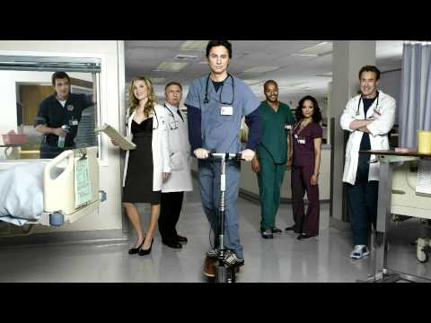 Lazlo Bane - I'm No Superman (Scrubs Theme) [HQ]