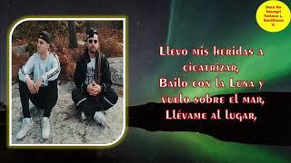 """AMBKOR - """" AMOR, TIEMPO Y MUERTE """" ft GREEN VALLEY ( LETRA) #Aullidos"""