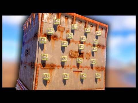 PERFECT AMOUNT of EXPLOSIVES to GET the LOOT!