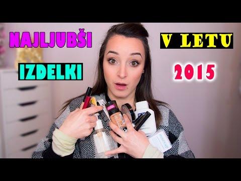 Najljubši Izdelki v Letu 2015!   Review + Demo