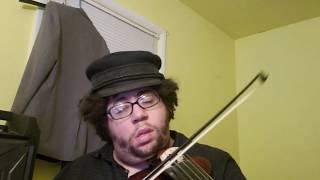Popping rain: Jviolinman  Chiptune Violin cover