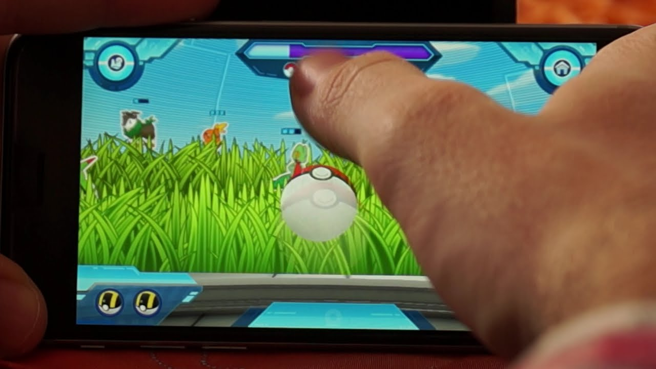 become a pokémon trainer - camp pokémon app review for ios - youtube