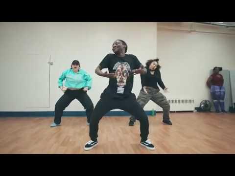 Manya   Wizkid x Mut4y   Ejay choreography