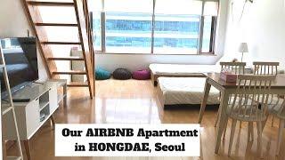 Gambar cover Our Airbnb Apartment In Hongdae, Seoul