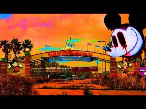 Disney Tiene Un Parque Abandonado Que No Quiere Que Lo Veas