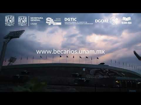 BECA CONECTIVIDAD UNAM 2020-2021