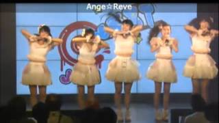 [20151108]@JAM NEXT vol.23 2部 Ange☆Reveセットリスト 1. Maybe Baby...