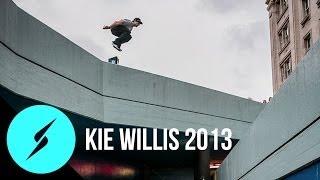 Kie Willis 2013 Parkour and Free Running Showreel