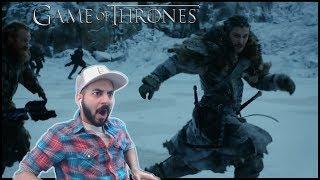 Game of Thrones Season 7 Trailer REACTION!
