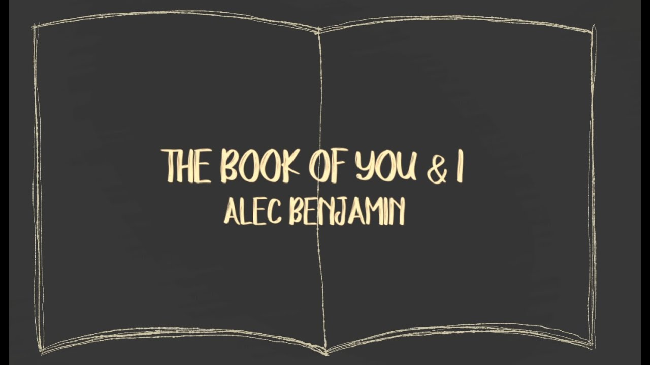 Alec Benjamin - The Book Of You & I ( Illustrations )
