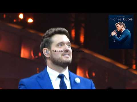 Michael Bublé Singing
