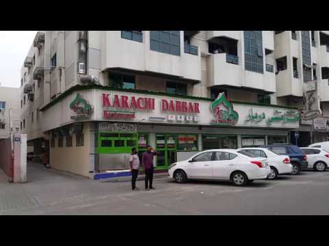 The Best Restaurant in Dubai | Karach Darbar | Annapurna | Biriyani | Samosa Chat