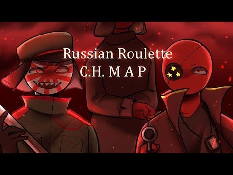 Russian Roulette Countryhumans Map | COMPLETE! (13+)