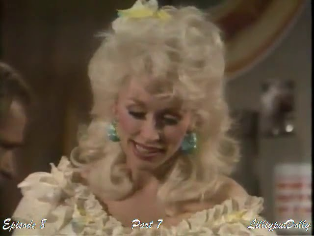Dolly Partons Sketch with Jerry Reed on The Dolly Show 1987