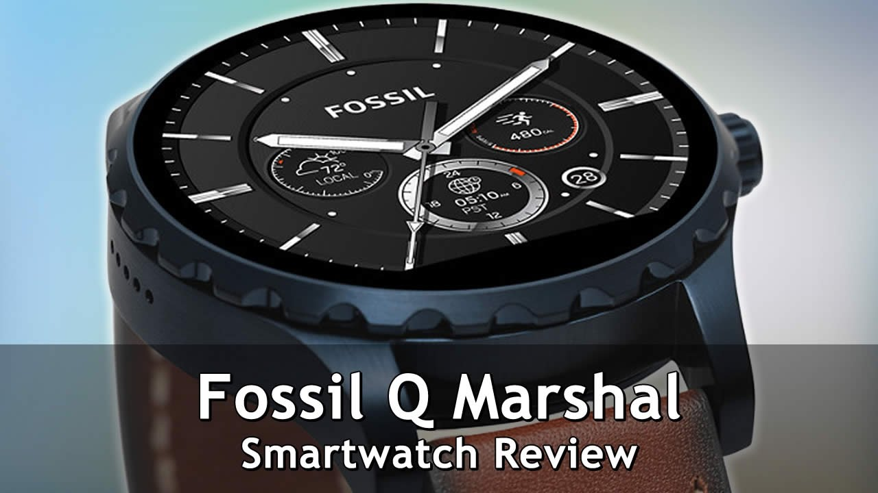 fossil smart watch review