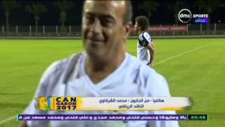 Can 2017 - الناقد محمد الشرقاوي من الجابون يكشف مدى امكانية لحاق النني وعبد الشافي بالمبارة النهائية