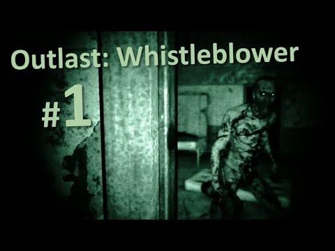 прохождение outlast  whistleblower с брейном
