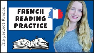 French reading practice | How to read in French | Reading Practice number 1