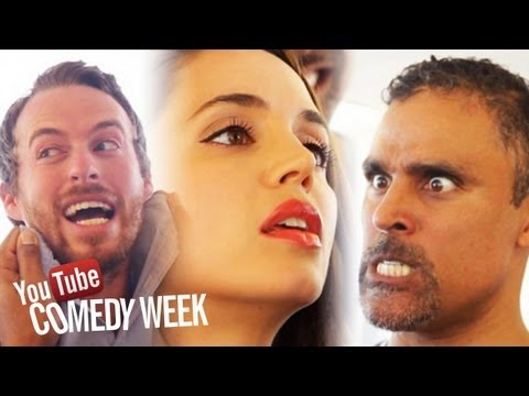 Jake and Amir: Rick Fox 4 with Eliza Dushku