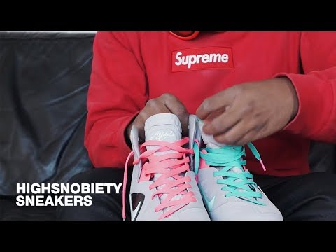 Vivian Frank Shares His Eight Favorite Sneakers of All Time