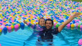 Öykü and Dad pretend play series for children