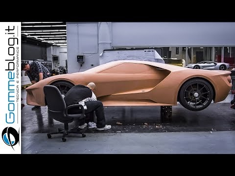 Car Factory DEVELOPMENT (FORD) - DOCUMENTARY PRODUCTION