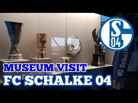 MUSEUM VISIT: FC Schalke 04 - Looking through the history of FC Schalke 04 and German Football