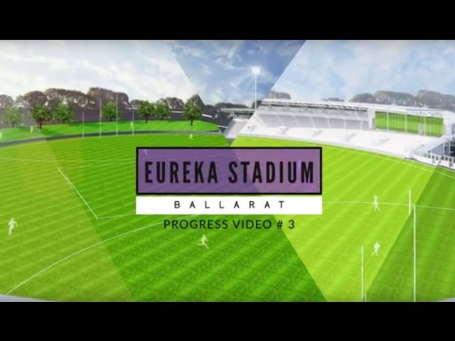 Eureka Stadium Update 03