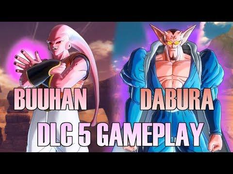 NEW DABURA & BUUHAN DLC 5 GAMEPLAY! Rhymestyle vs Afrosenju | Dragon Ball Xenoverse 2