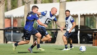 Birmingham City Training Camp | Marbella | Day One